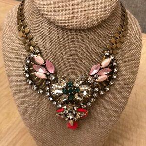 Stunning J.Crew statement necklace